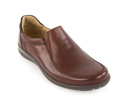 Туфли Повседневные BADURA 2320 Коричневые