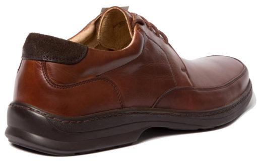 Туфли Повседневные BADURA 6131 Коричневые