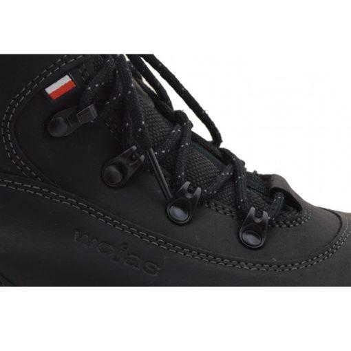 Ботинки WOJAS 9378 Черные