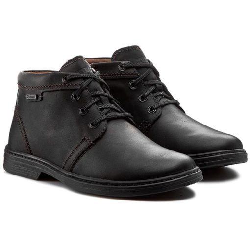 Ботинки KRISBUT 6273 Черные