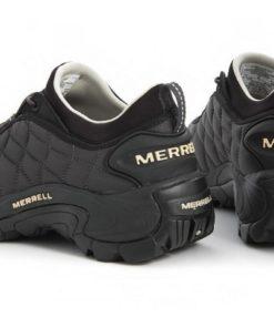 Термо кроссовки Merrell 61389 Серые (Ice Cap Moc)