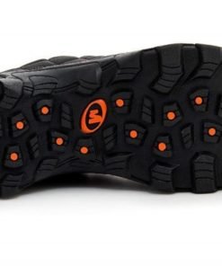 Термо кроссовки Merrell 61391 Черные (Ice Cap Moc)