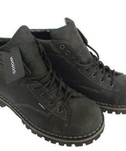 Ботинки WOJAS 6256 Черные