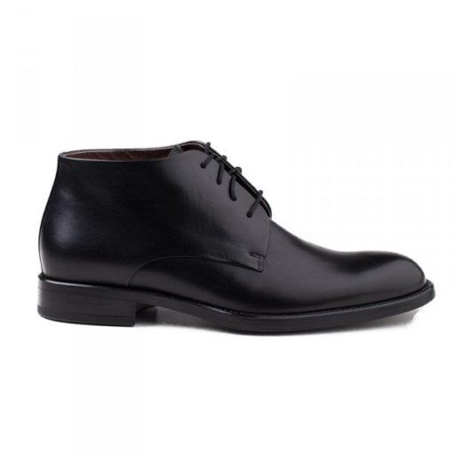 Ботинки NORD 4896 Черные (без меха)