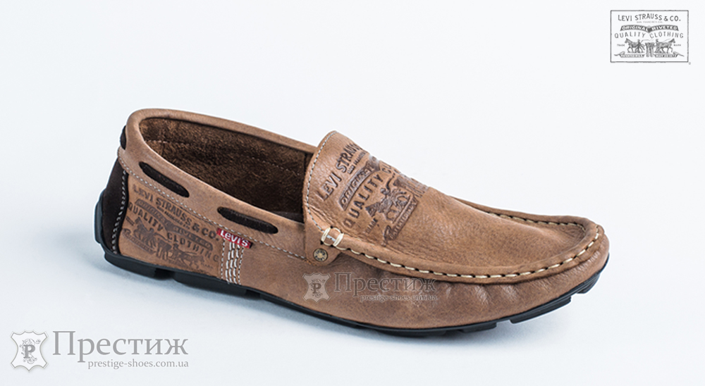Мокасины Levi s (Levi Strauss   Co) 8002 Коричневые    Мокасины    Престиж     Интернет Магазин Украина    Брендовая Мужская Обувь, Кожанная Обувь d4bbf1bdeb4