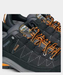Зимние кроссовки Grisport 12501 n95tn Черные (Италия)