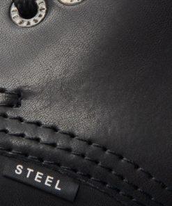 Туфли берцы Steel 101 (Польша) Черные