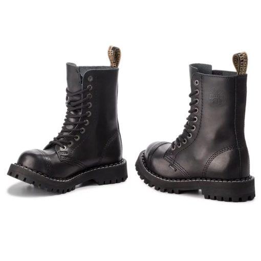 Берцы Steel 105 (Польша) Черные