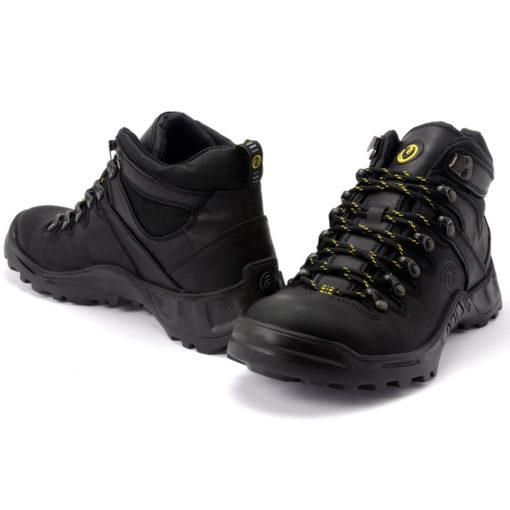 Зимние Ботинки Lesta 6157 (Польша) Черные