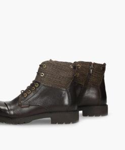 Ботинки Badura 4769 813 (Польша) Темно Коричневые