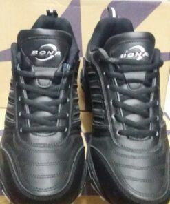 Кроссовки BONA 628C Черные