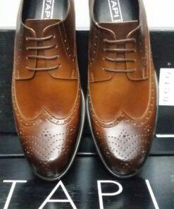 Туфли Классические TAPI 6898 Коричневые