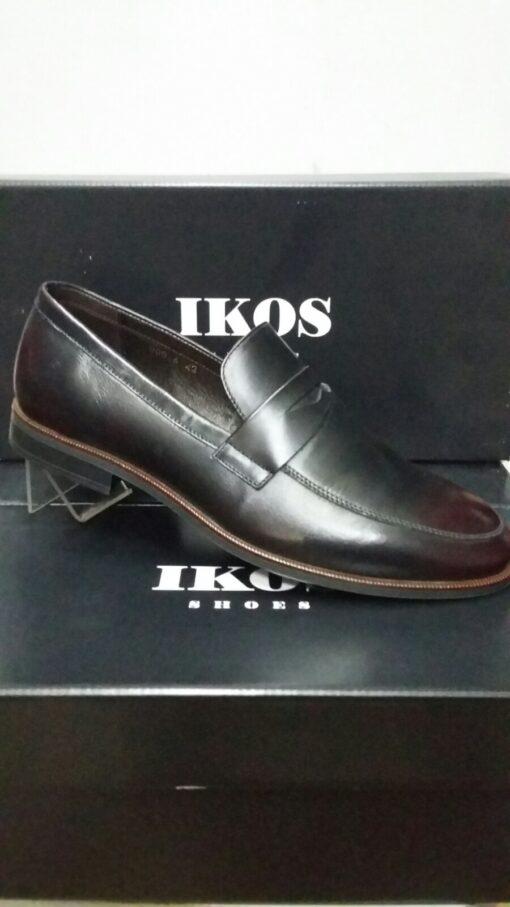 Туфли Классические IKOS 08 6 Бордовые