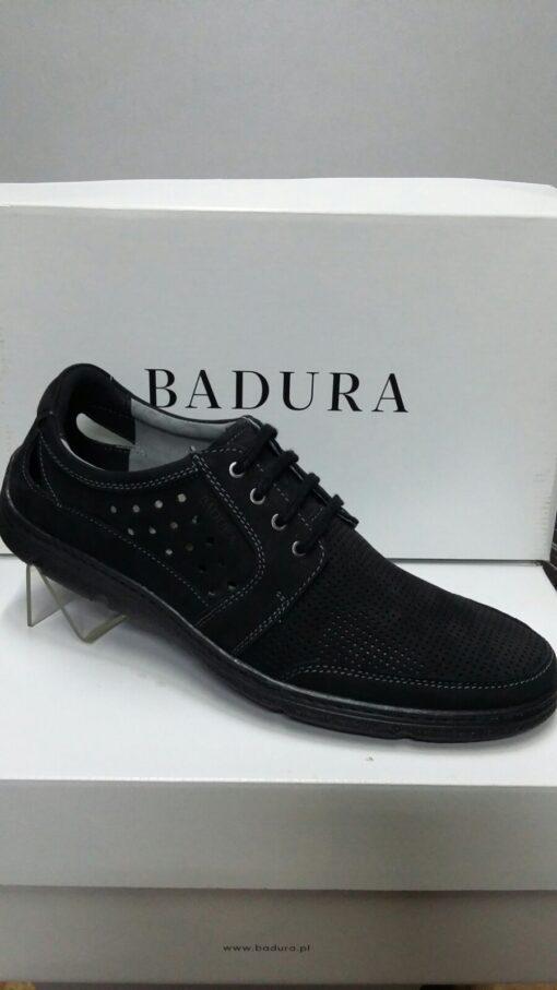 Туфли спортивные BADURA 3394 черный
