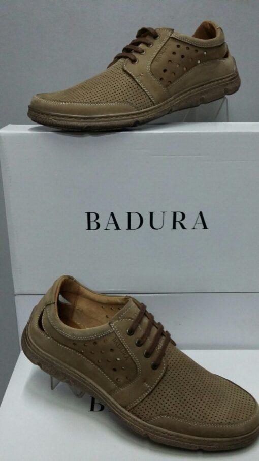 Туфли спортивные BADURA 3394 бежевый