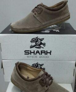 Туфли повседневные SHARK 546 серый